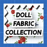 Doll Fabric Collection