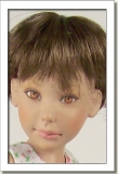2007 - BASIC DOLLS - LEEANN - WIG-READY - BROWN EYES