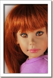 2009 - BASIC DOLLS - LEEANN - AUBURN HAIR / BROWN EYES