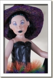 2009 - DRESSED DOLLS - LEEANN - WITCHITY-ZIPPITY-BOO