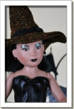 2009 - DRESSED DOLLS - LINLIN - WITCHITY-ZIPPITY-BOO