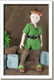 2009 - DRESSED DOLLS - LENNY - PETER PAN
