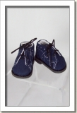 2009 - SHOES - LEEANN - BLUE SUEDE