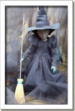 2009 - OOAK DOLLS - LINLIN - OZ SERIES - WICKED WITCH