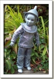 2009 - OOAK DOLLS - LEROY - OZ SERIES - TIN MAN