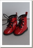 2017 - SHOES - LEEANN - RED BOOTS