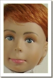 2007 - BASIC DOLLS - LENNY - WIG-READY - BLUE EYES