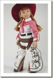 2007 - DRESSED DOLLS - LEEANN - RODEO